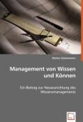 Management von Wissen und Können