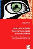Internet-basierte Messung sozialer Erwünschtheit