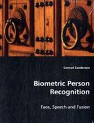 Biometric Person Recognition