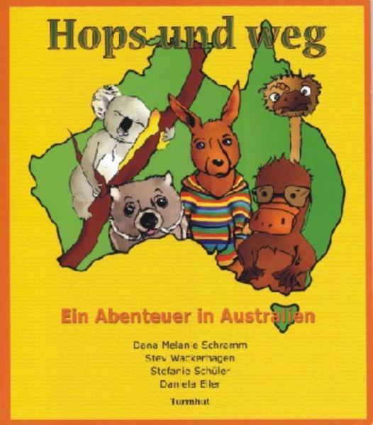 Hops und weg/Bounce and away als Buch von Dana ...