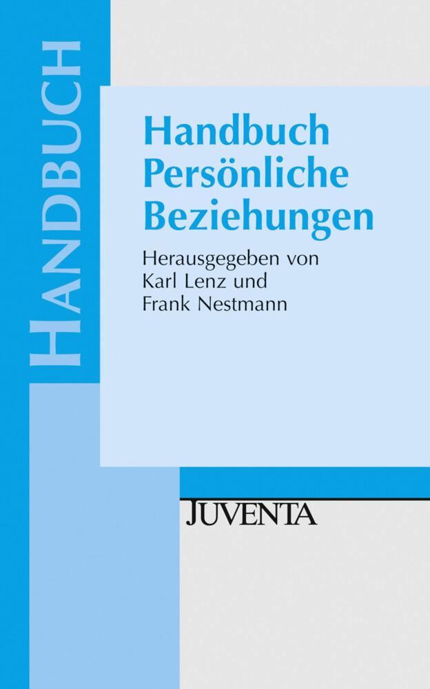 Handbuch Persönliche Beziehungen als Buch von