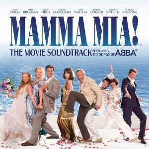 Mamma Mia! The Movie Soundtrack als CD