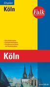 Falk Cityplan Köln 1 : 23 000