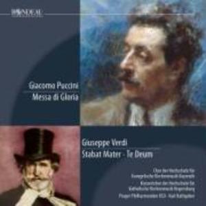 Messa Di Gloria/Stabat Mater/Te Deum