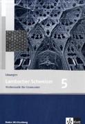 Lambacher Schweizer. 9. Schuljahr. Lösungen. Baden-Württemberg