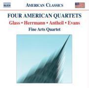 Vier Amerikanische Quartette