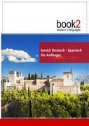book2 Deutsch - Spanisch für Anfänger