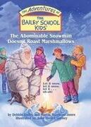 The Abominable Snowman Doesn't Roast Marshmallows