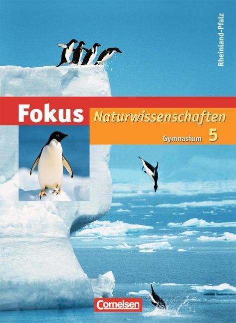 Fokus Naturwissenschaften 5. Themenhefte Gymnas...