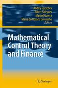 Mathematical Control Theory and Finance