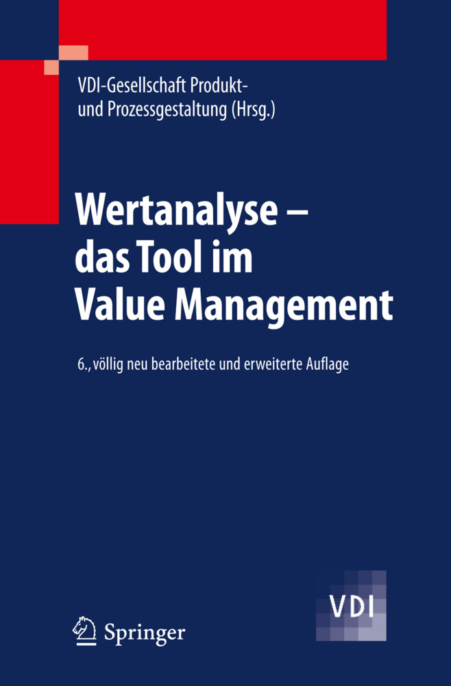 Wertanalyse - das Tool im Value Management als ...