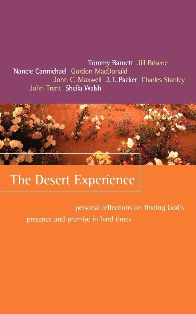 The Desert Experience als Buch (kartoniert)