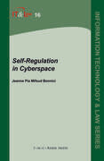 Self-Regulation in Cyberspace
