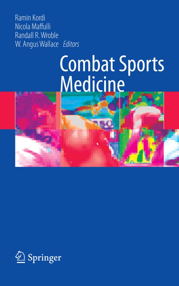 Combat Sports Medicine als Buch von