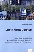 Dichte versus Qualität?