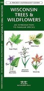 Wisconsin Trees & Wildflowers: A Folding Pocket Guide to Familiar Species