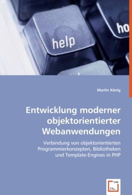 Entwicklung moderner objektorientierter Webanwe...