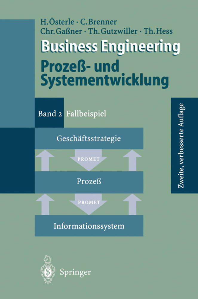 Business Engineering Prozeß- und Systementwickl...