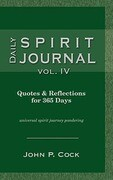 Daily Spirit Journal, Vol. IV