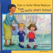 Tom and Sofia Start School in Turkish and English