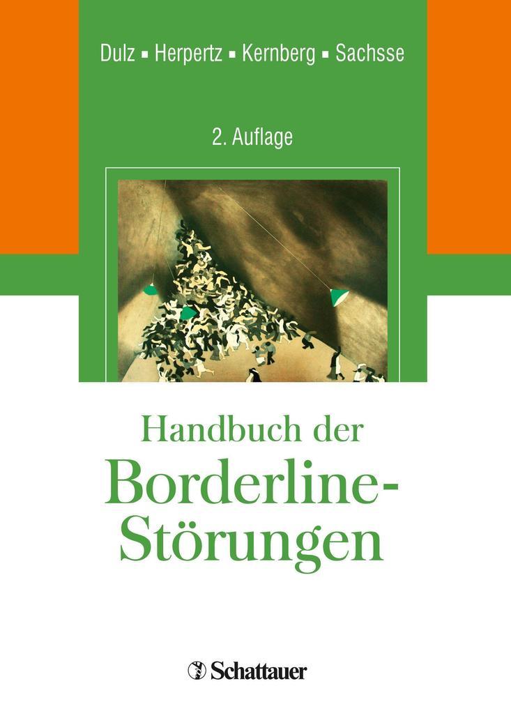 Handbuch der Borderline-Störungen als Buch
