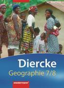 Diercke Geographie 7/8. Schülerband. Brandenburg