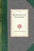 Recollections of a Housekeeper