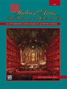 Italian Arias of the Baroque and Classical Eras: Low Voice
