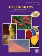 Excursions, Bk 1: 12 Original Piano Solos for Early-Level Pianists