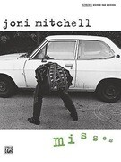 Joni Mitchell -- Misses: Authentic Guitar Tab