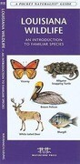 Louisiana Wildlife: A Folding Pocket Guide to Familiar Species