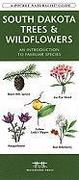 South Dakota Trees & Wildflowers: A Folding Pocket Guide to Familiar Species