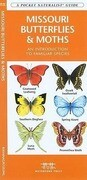 Missouri Butterflies & Moths: A Folding Pocket Guide to Familiar Species