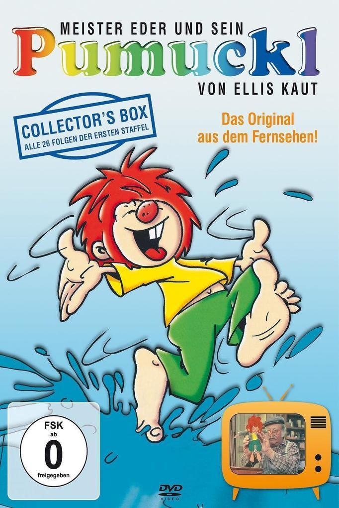 Meister Eder und sein Pumuckl - Staffel 1 als DVD