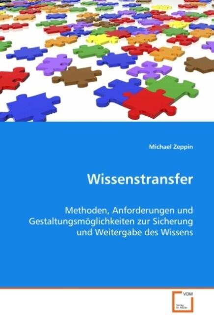 Wissenstransfer als Buch von Michael Zeppin