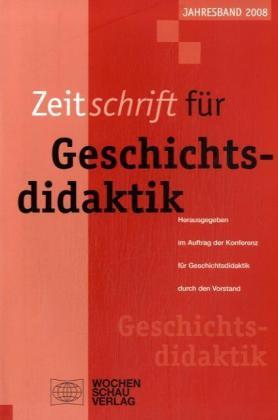 Zeitschrift für Geschichtsdidaktik als Buch von