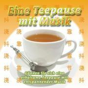 Eine Teepause Mit Musik
