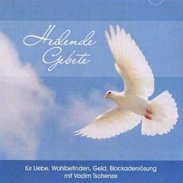 Heilende Gebete, Audio-CD als Hörbuch
