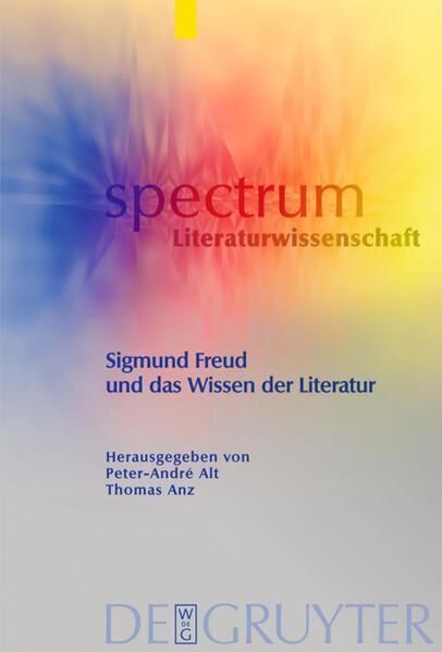 Sigmund Freud und das Wissen der Literatur als ...