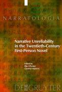 Narrative Unreliability in the Twentieth-Century First-Person Novel