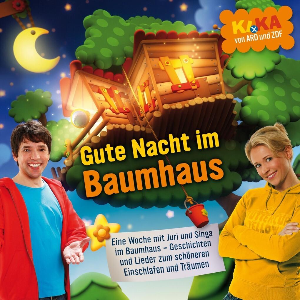 Gute Nacht Im Ki.Ka Baumhaus