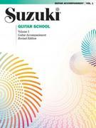 Suzuki Guitar School, Vol 1: Guitar Acc.
