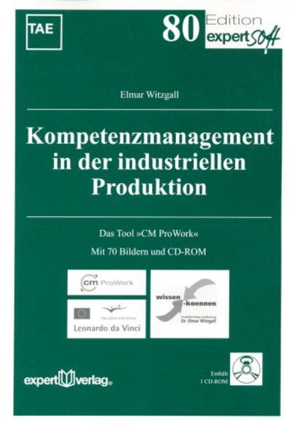 Kompetenzmanagement in der industriellen Produktion als Buch