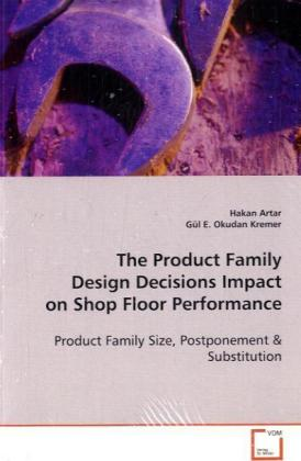 The Product Family Design Decisions Impact on S...