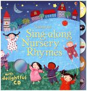 Singalong Nursery Rhymes + CD