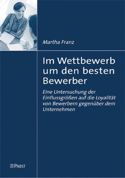 Im Wettbewerb um den besten Bewerber als Buch v...