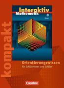 Mathematik interaktiv 8. Schuljahr. Interaktiv kompakt. Schülermaterial mit Lösungen. Hessen