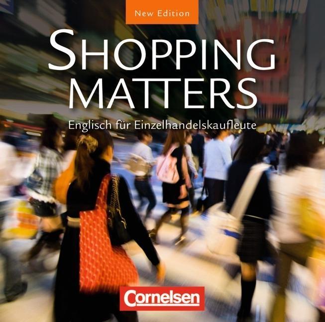Shopping Matters als Hörbuch CD von Elisabeth K...