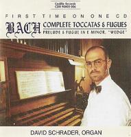 Sämtliche Toccaten und Fugen für Orgel