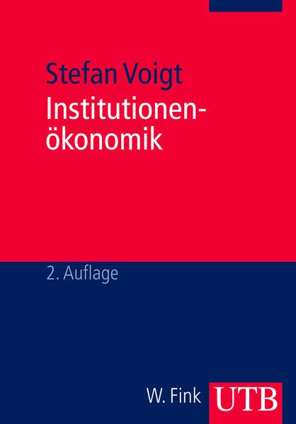 Institutionenökonomik als Taschenbuch